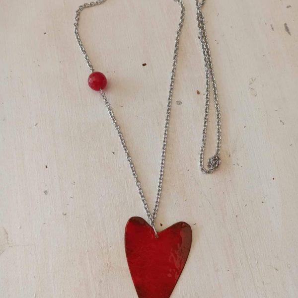 colgante corazon